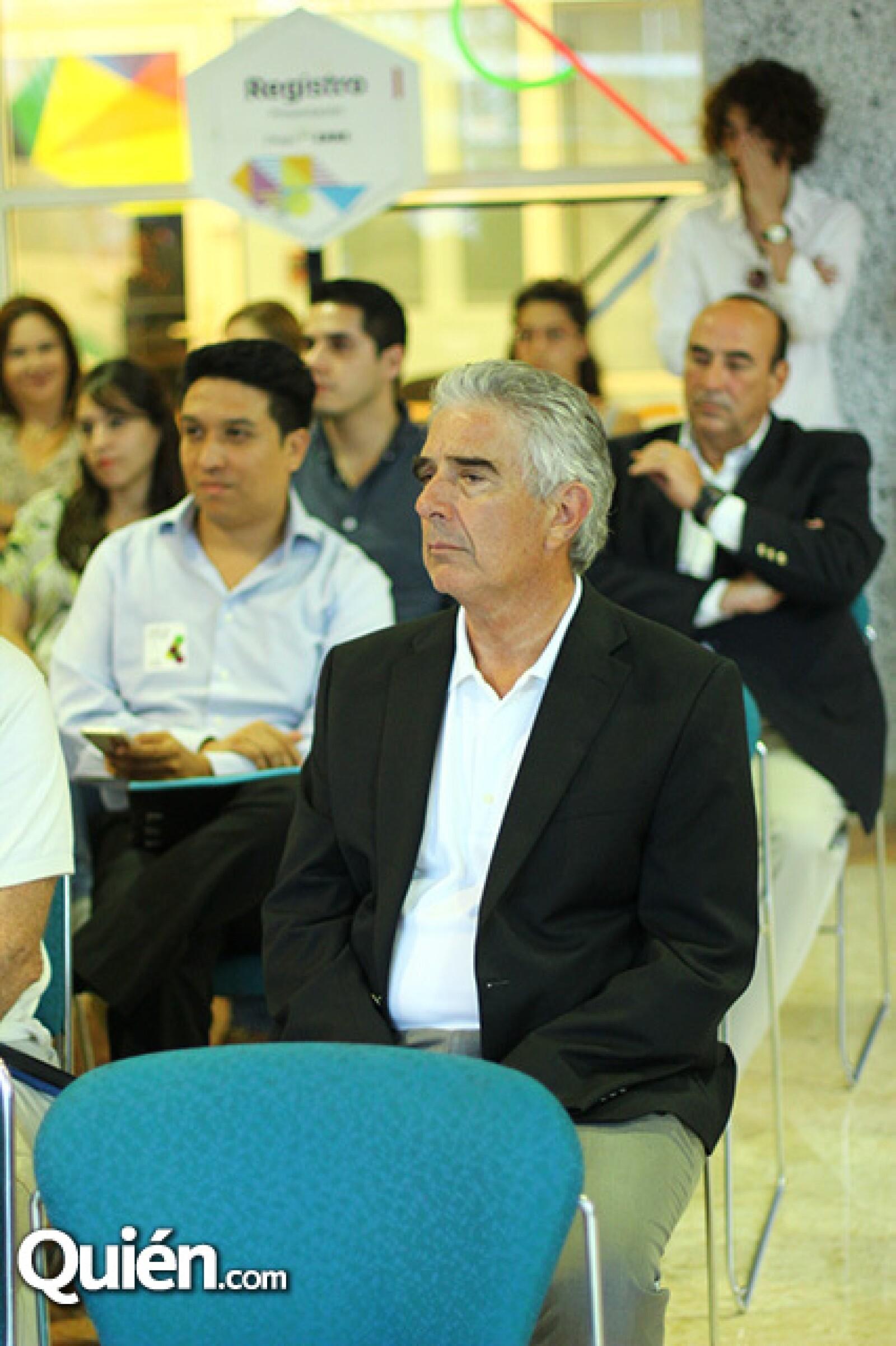 Hugo Alanís.