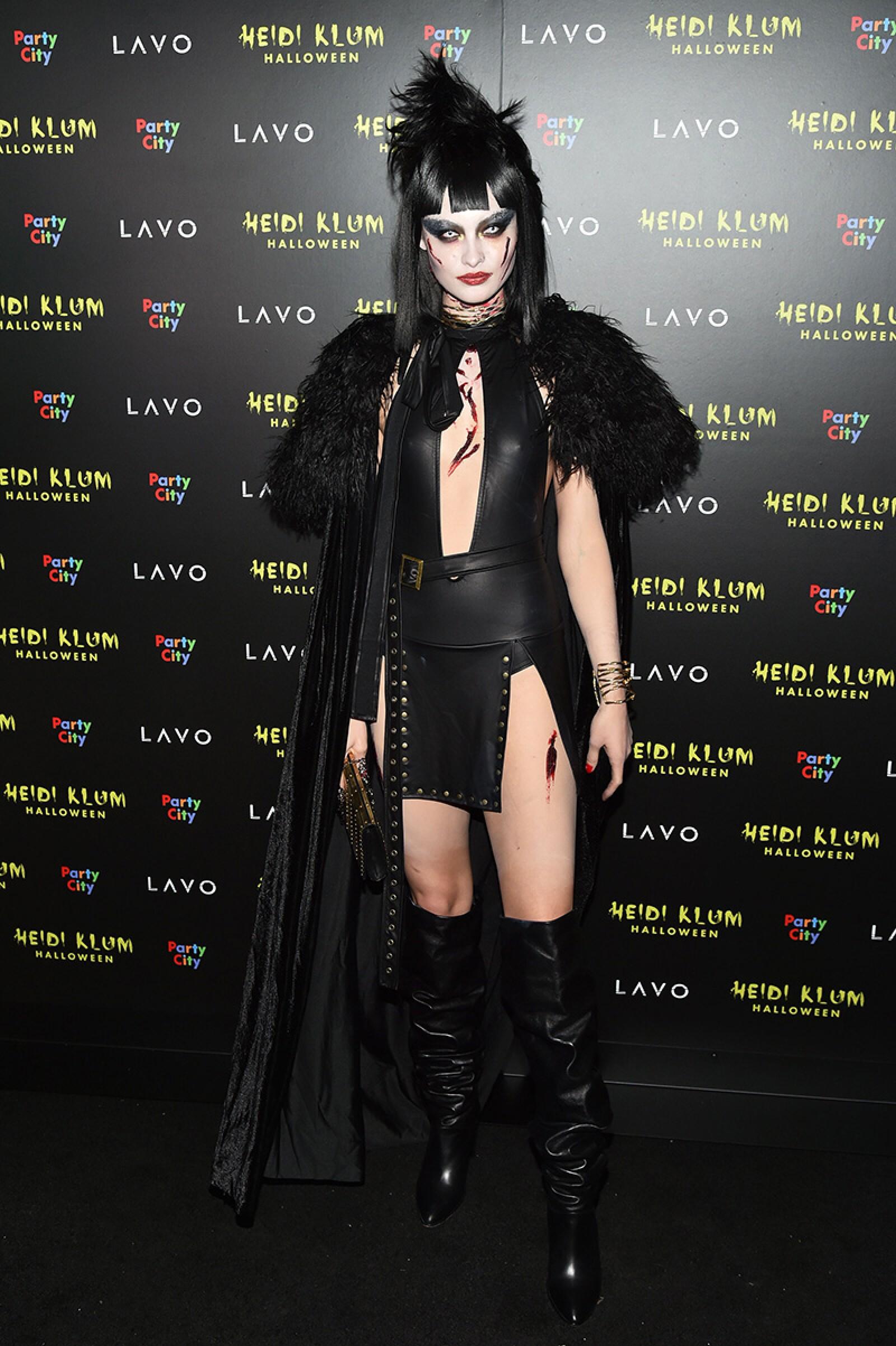 Heidi Klum's 19th Annual Halloween Party, Arrivals, New York, USA - 31 Oct 2018