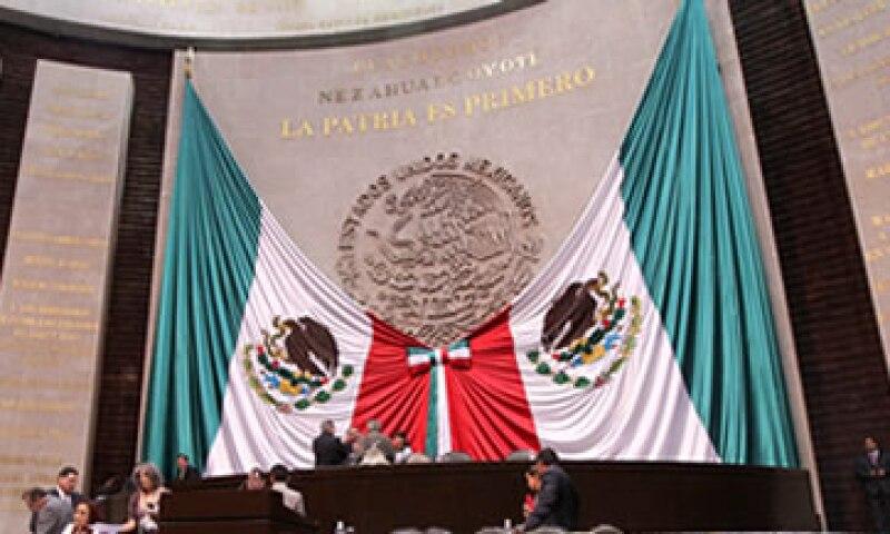Los diputados federales recibirán el paquete económico en el Palacio Legislativo de San Lázaro. (Foto: Notimex)