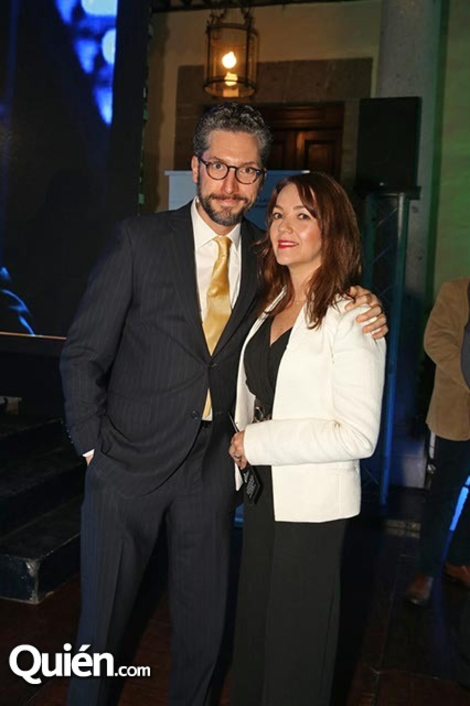 Rodrigo Fernández Varela y Marcela Fernández