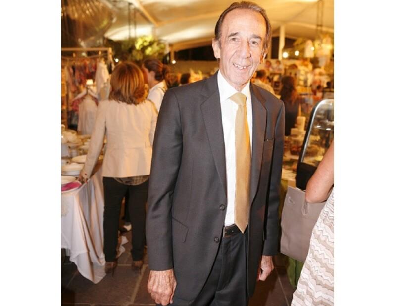 Manuel Arango.
