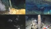 Arqueólogos descubren minas de ocre de hace 12,000 años en México