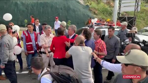 Inauguran el túnel vial más largo de América Latina