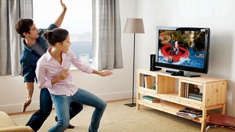 Kinect De Xbox 360 Es Para Moverse Mas Y Matar Menos