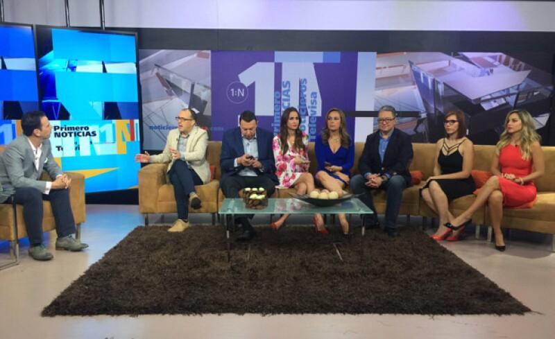 El nuevo programa se llamará Despierta y contará con el mismo equipo que Primero Noticias.