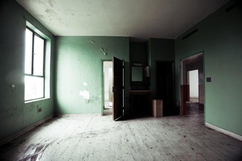 Vivienda abandonada