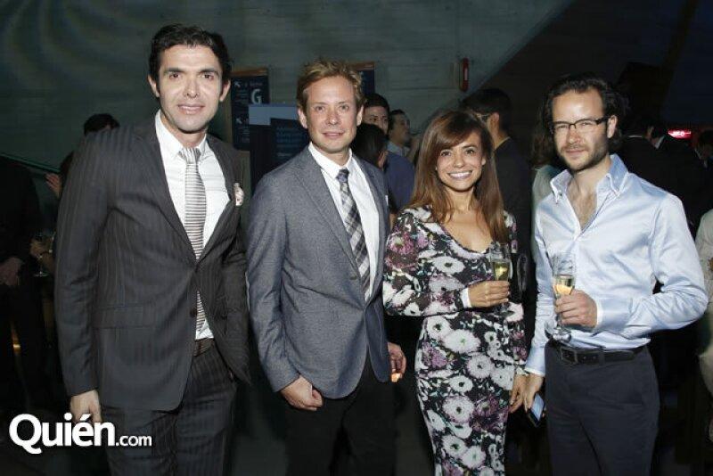 Lorenzo Ruiz,Guillermo Rojas,Queta Rojas,Fernando Stein