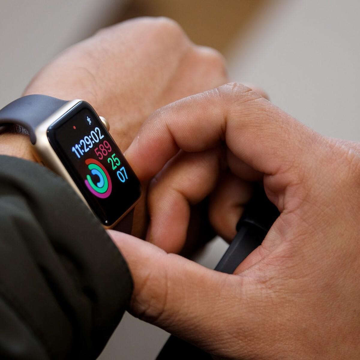 La nueva función de Apple Watch que te hará comprarlo de inmediato