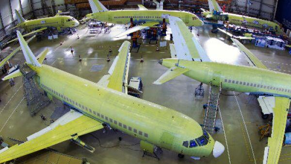 ensamblado de aviones