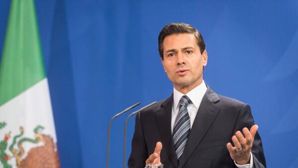 Peña Nieto anunció la firma de Iniciativa de Reforma que incorpora el reconocimiento al derecho de contraer matrimonio sin discriminación alguna