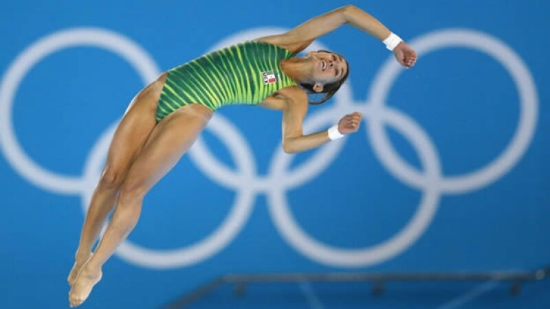 Paola Espinosa final 10m