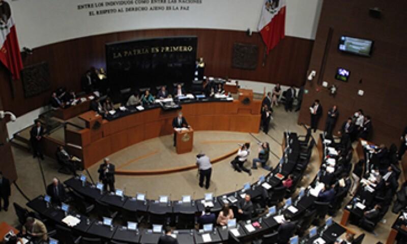 Los dictámenes fueron devueltos por la Cámara de Diputados a los senadores. (Foto: Cuartoscuro)