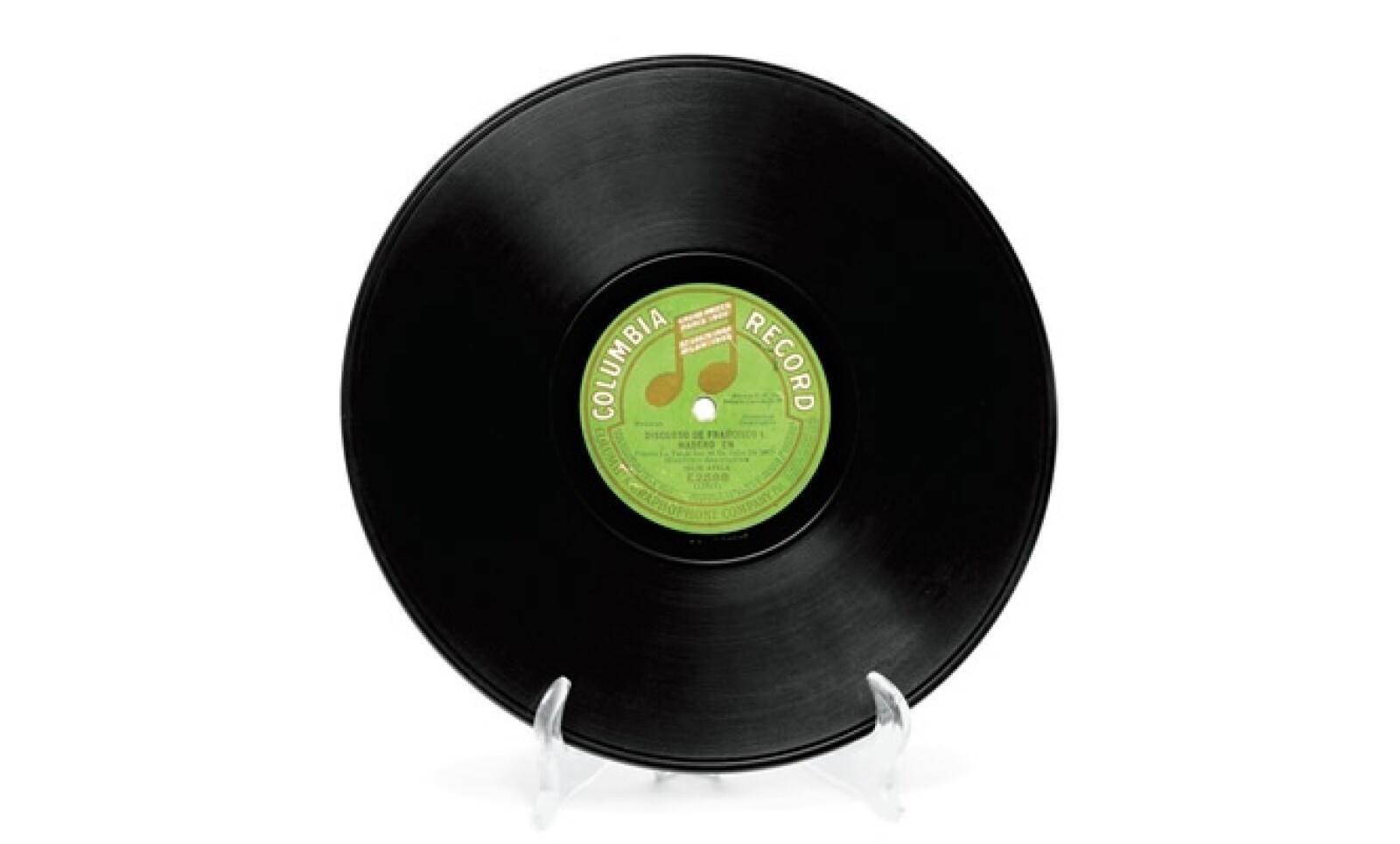 disco madero vintage