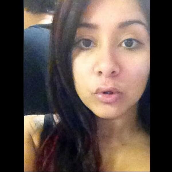 La estrella de ?Jersey Shore? publicó en Twitter una foto suya sin maquillaje