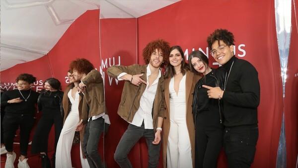 Jefferson Kellerman, Marisol de la Fuente, Danielle Clyde y Víctor Varona