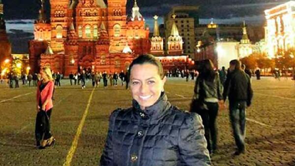 Después de que el periódico Reforma difundiera imágenes del estilo de vida de la hija del líder petrolero Carlos Romero Deschamps, su perfil desapareció de la red social.