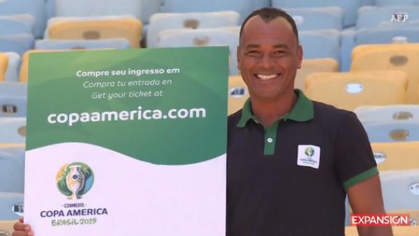Comienza la venta de entradas para la Copa América Brasil 2019