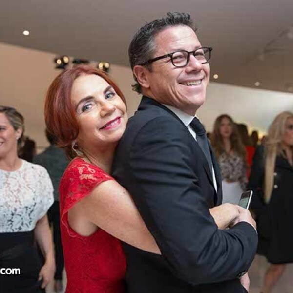 Lisette Trepaud y Alfredo Gática