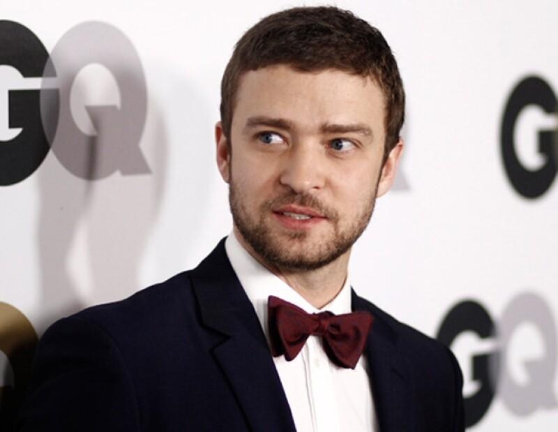 Justin Timberlake: Este guapo cantante aprovecha su tiempo fuera de los escenarios para practicar golf.