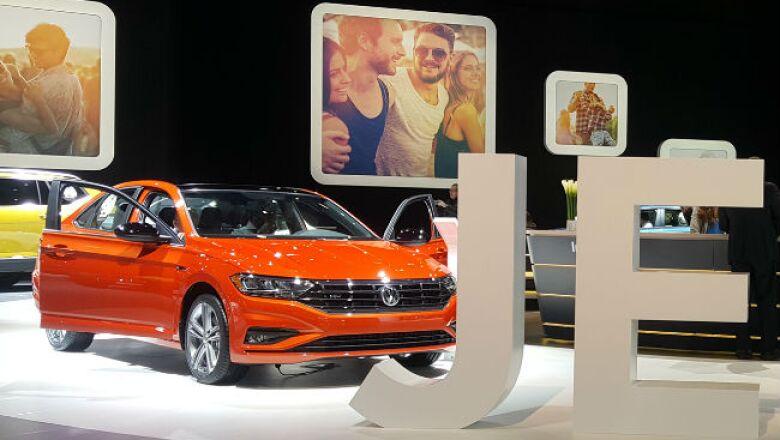Auto Show Detroit nuevo VW Jetta
