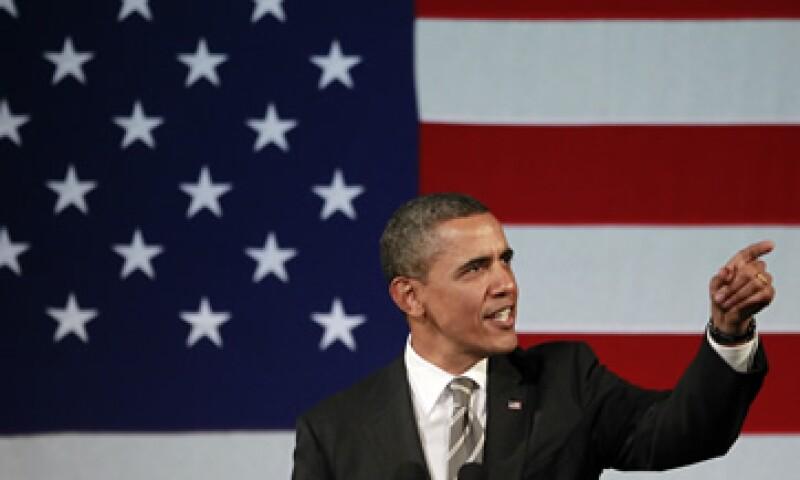 Obama se encuentra bajo ataque de los republicanos en su intento por evitar que el mandatario sea reelegido. (Foto: AP)