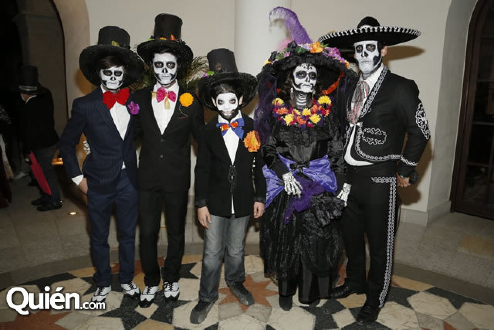 Juan García,Manuel,Enríquez,Fernando Enríquez,Claudia Enríquez,Manuel Enríquez