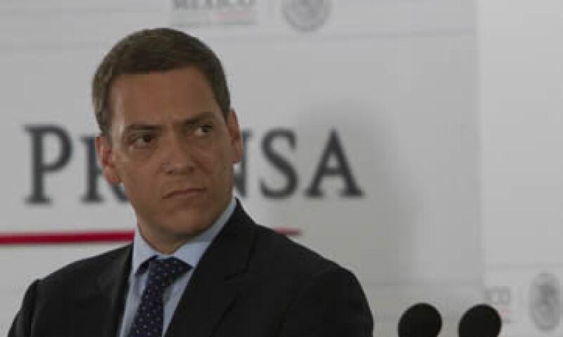 Carlos de Regules será el primer director de la nueva agencia. (Foto: Cuartoscuro)