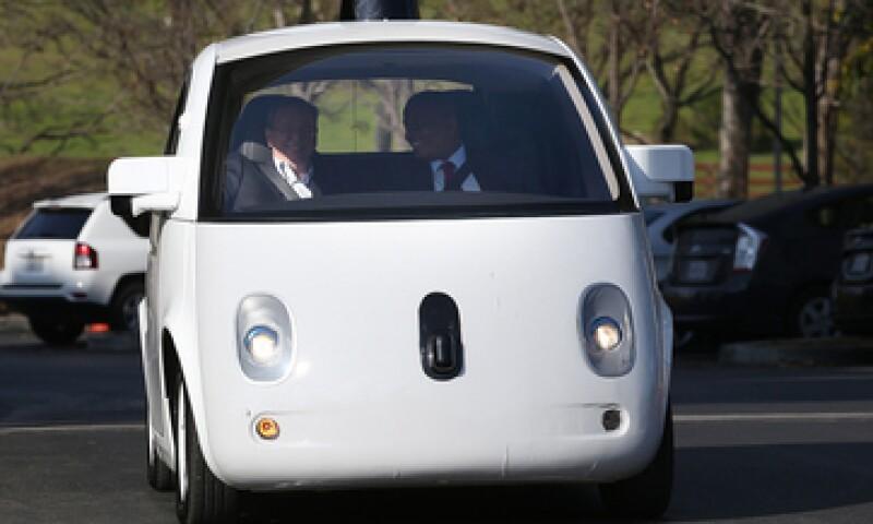 El proyecto de vehículos autónomos de Google lleva 6 años en desarrollo. (Foto: Getty Images )