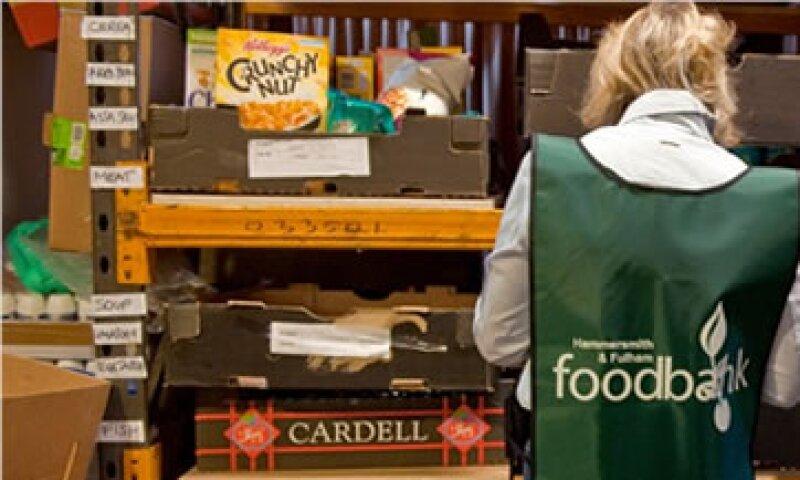 Se espera que la economía británica crezca apenas 0.6% en este año.  (Foto: Cortesía CNNMoney.com)