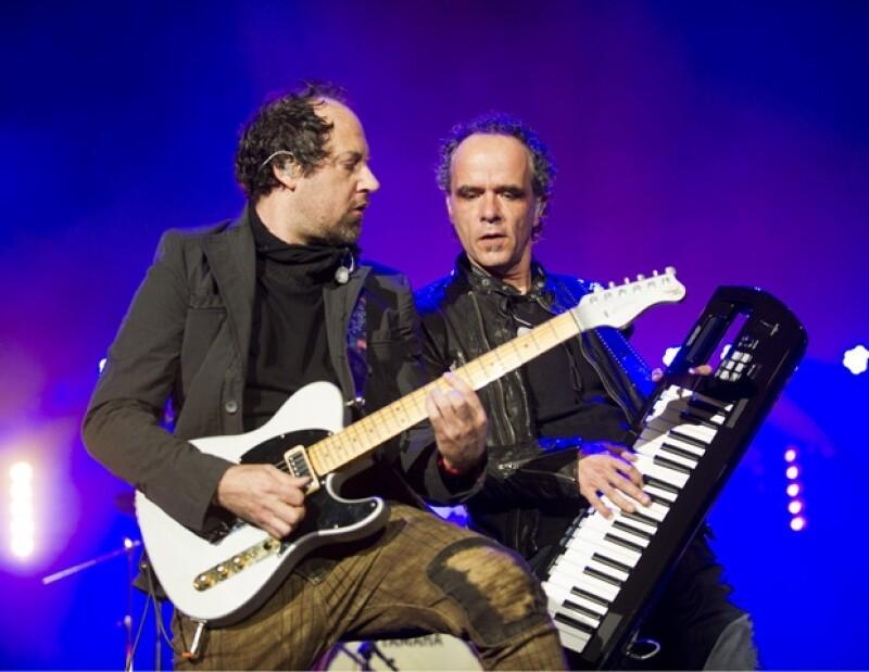 Hoy Caifanes dará su último concierto de 2011 en el Palacio de los Deportes.