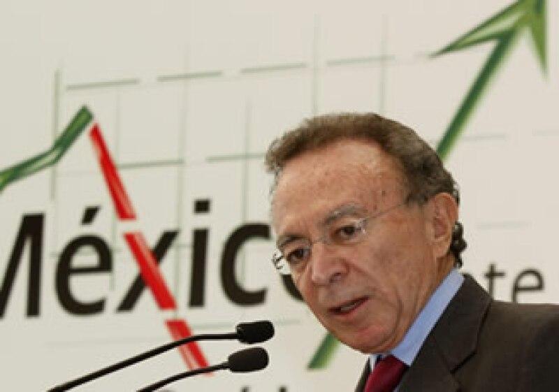El periodo de Guillermo Ortiz como gobernador de Banxico termina el próximo 31 de diciembre. (Foto: Archivo AP)