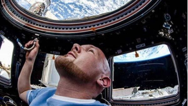 El astronauta europeo se tomará cerca de 40 minutos para responder las dudas de los terrícolas (Foto: Cortesía Facebook)