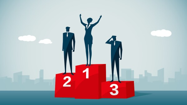 Corredor - maratón  - ejecutivo - ejecutiva -