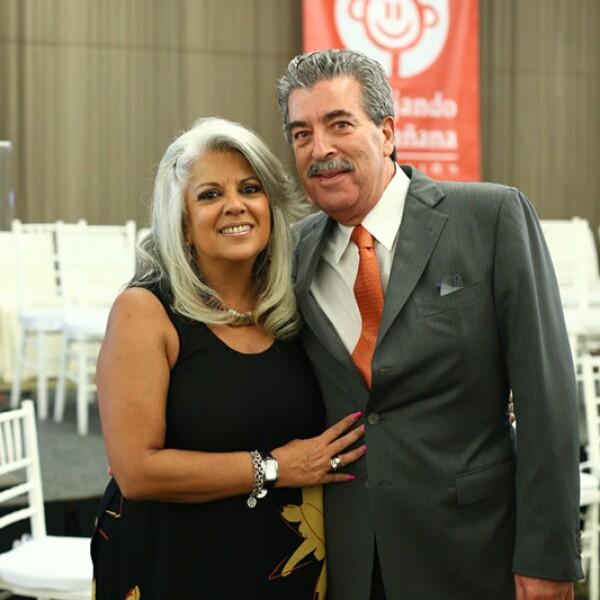 Sabrina Infante Moreno y Alfonso García Acuña