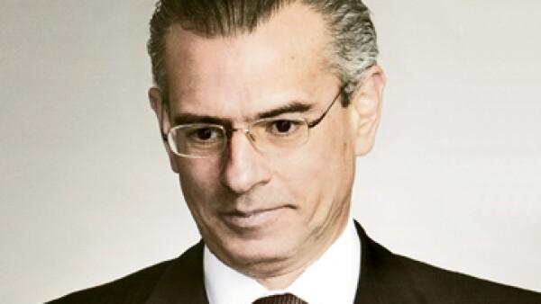 Juan José Suárez Coppel, director general de Pemex. (Foto: Duilio Rodríguez)