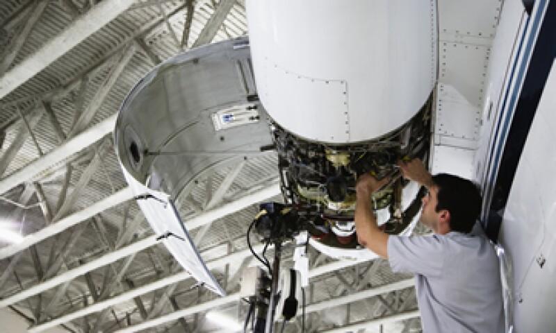 Mexicana MRO es una empresa dedicada al mantenimiento de aviones y subsidiaria de Mexicana de Aviación. (Foto: Getty Images)