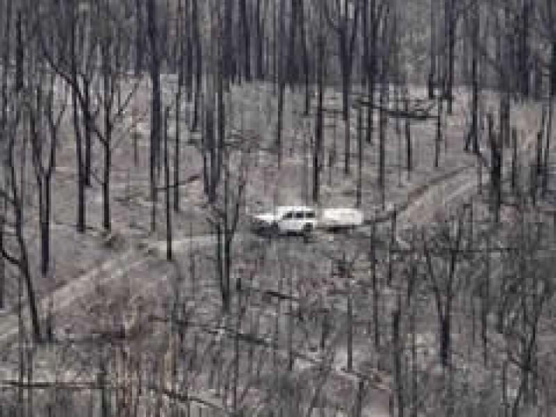 Australia es el país más propenso a los incendios, y la mayoría de ellos se inician debido a los rayos.  (Foto: Reuters)