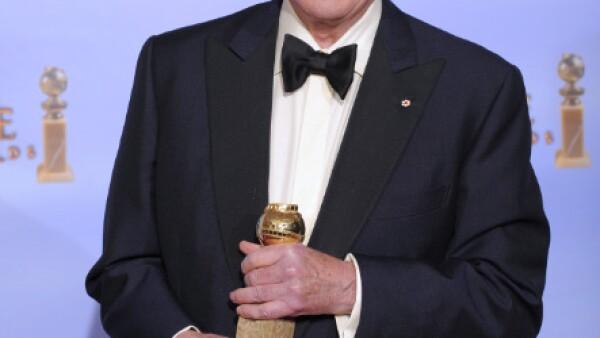 Christopher Plummer ganó en la categoría de Mejor Actor de Reparto por la cinta Beginners.