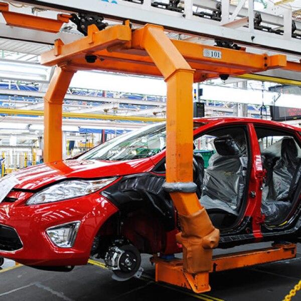 En 2005, la planta estuvo a punto de cerrar, sin embargo, se rescat� para ensamblar el modelo Fiesta