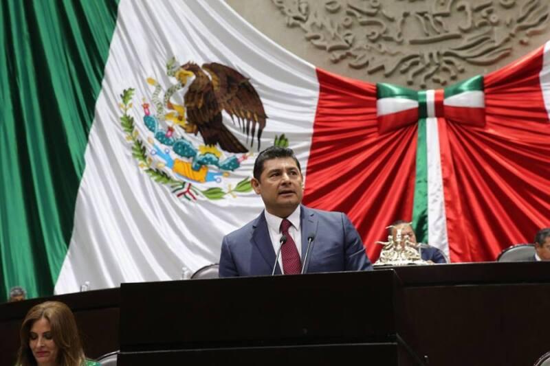 El diputado federal fue director general del DIF estatal durante el gobierno de Mario Marín Torres. (Foto: Cuartoscuro)