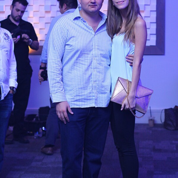 Diego Santos y Mirtha Torres