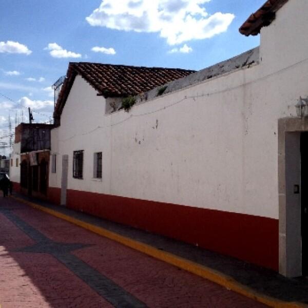 Calles de Atlacomulco