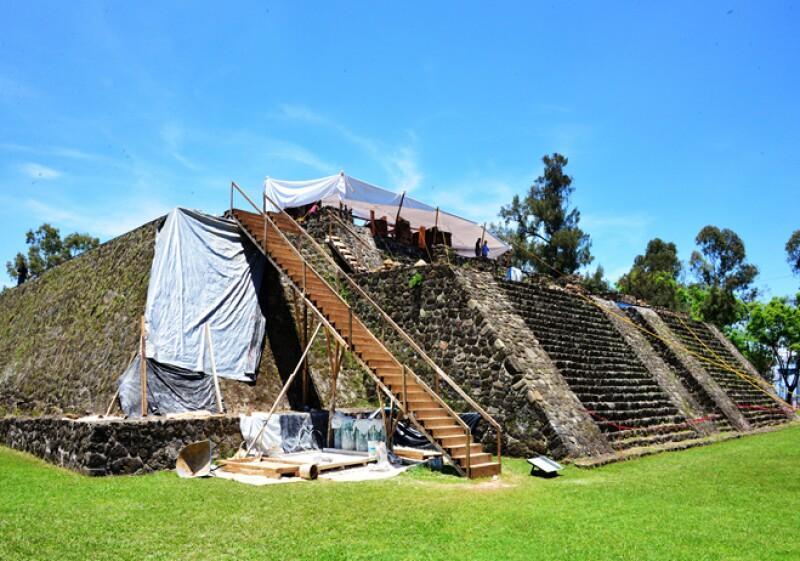 Pirámide Morelos