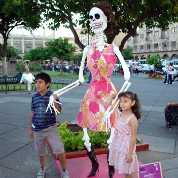 Catrinas exposición en Guadalajara 2010 5