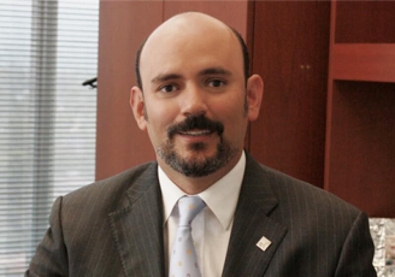 Guillermo Barraza, director de salud de AXA. (Foto: Cortesía Axa)