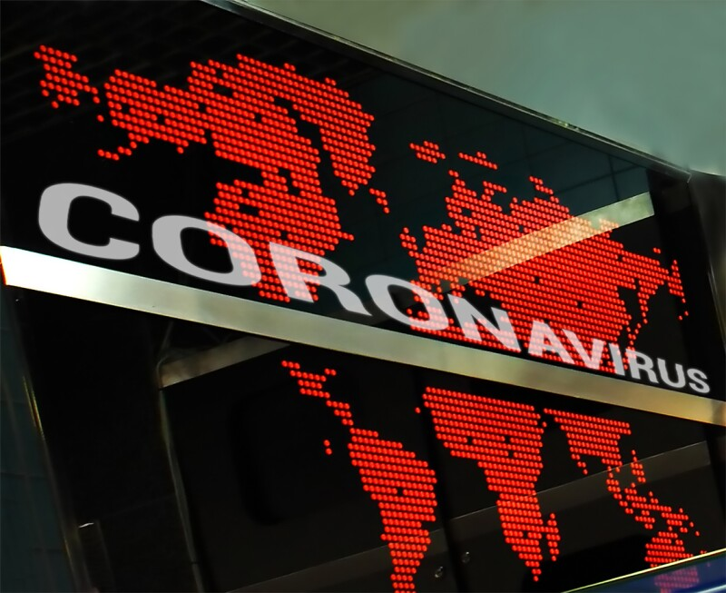 Coronavirus PIB mundial economía