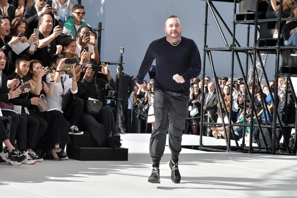 Dior Homme show, Runway, Spring Summer 2019, Paris Fashion Week Men's, France - 23 Jun 2018