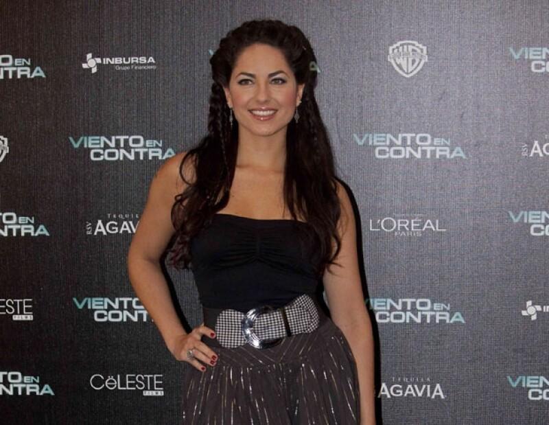 Bárbara prepara una serie de televisión y espera continuar su carrera como directora de cine.
