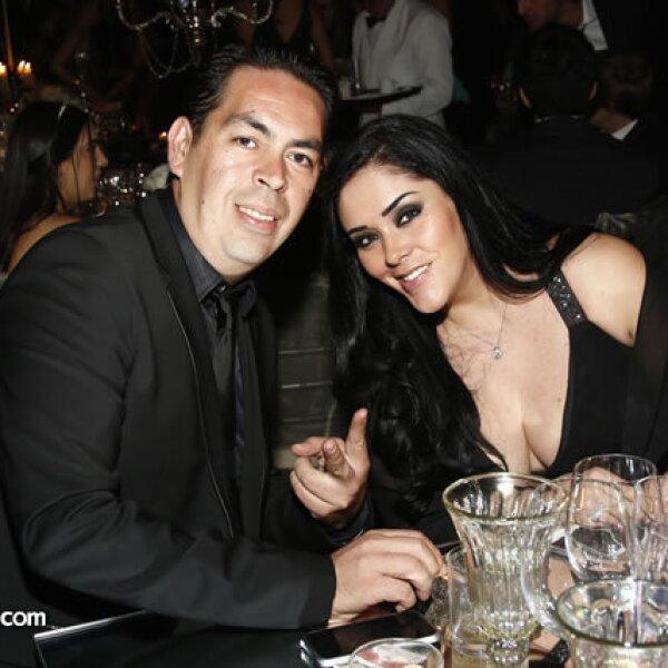 Jorge D´Alessio y Marichelo