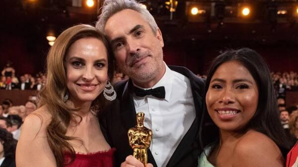 Marina de Tavira, Alfonso Cuarón, Yalitza Aparicio